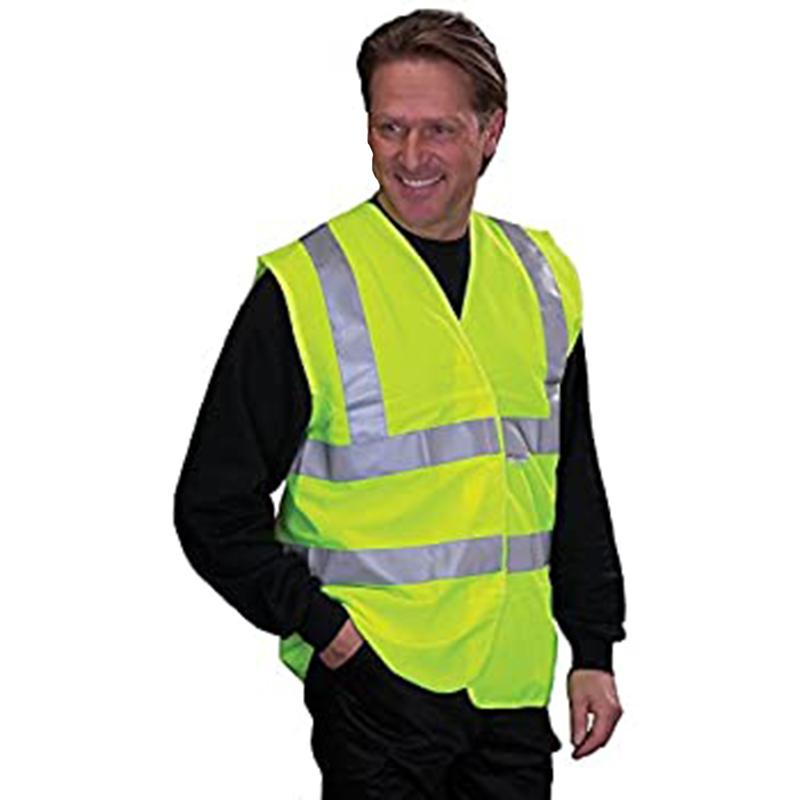 Personnaliser nos gilets de sécurité jaune